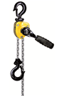 YALE 'HANDY' 250kg Ratchet Leverhoist 1.5mtr to 6mtr