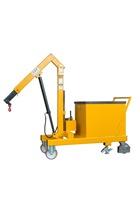 CTC-1000 1000kg Counterbalance Floor Crane
