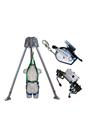 Abtech Safety CST6KIT Confined Space Kit with 30mtr Man Riding Winch & Rescue Harness