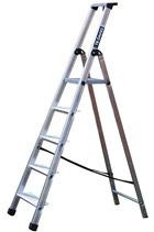 Maxi Platform Step Ladders EN131