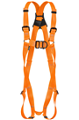 Ridgegear RGH2 High Visibility 2 Point Full Safety Harness