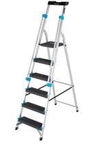 Premier XL 6-Tread Platform Step Ladders