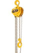 KITO 1500kg CB015 Chainblock HOL:3mtr