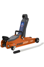Sealey 1020LEO 2tonne Low Entry Short Chassis Trolley Jack - Orange