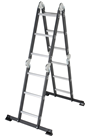 Professional Adjustable Combination Ladder