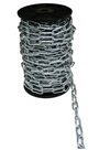 6mm Long Link Chain x 30mtr Reel