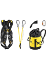 PETZL K095AA ABSORBICA-Y Fall Arrest Kit