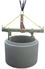 Probst SVZ-ECO-L Manhole and Cone Installation Clamp