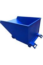 1250ltr ECO Teleskip 2000kg SWL Forklift Tipping Skip
