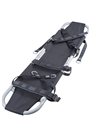 Cotton Fabric Aluminium Folding Rescue Stretcher