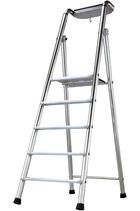 Probat EN131 Platform Step Ladders