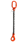 8 tonne 1Leg Chainsling c/w Safety Hook