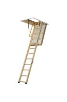 LuxFold Timber Loft Ladder