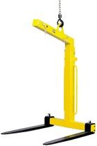 CAMLOK TKG1.0VHS 1000kg Self Weight Balance Crane Forks
