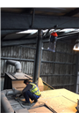 MONOLINE Overhead Permanent Fall Arrest Safety Line System