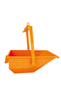 Eichinger 1045FA 500ltr Self Discharge Boat Skip
