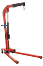 Sealey SPC1000 1tonne Low Profile Folding Engine Crane