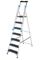 Premier XL 7-Tread Platform Step Ladders