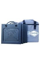Pack of 4x 200x200x20mm Stackable Caravan Pads