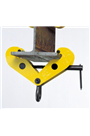 CAMLOK SC92-10 10000kg Beam Clamp with Shackle