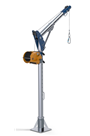 Globestock G.Davit Kit with 20mtr G.Winch