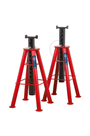 Sealey AS10H High Level Axle Stands (Pair) 10tonne Capacity per stand