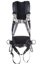 Ridgegear RGH6 Deluxe Comfort 4 Point Multi-purpose Safety Harness
