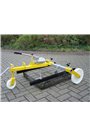 Texas 1.5tonne Hydraulic Manhole Cover Lifter 1200 x 1200mm