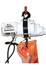 Electric hoist 500kg, 240 volt