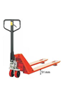 Low Height Pallet Truck 2 tonne  540 x 1150mm