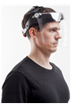 LifeGear FS002 Comfy Fit Adjustable Face Shield