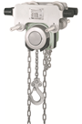 YaleLift 500kg Corrosion Resistant Integral Geared Trolley Hoist