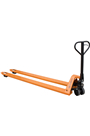 Pallet Truck Extra Long 2.5mtr Forks, 2 tonne