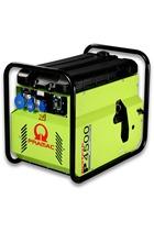 Pramac P4500 3.5kVa 230v/115v Diesel Recoil Start Generator