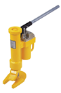 Toe Jacks 360 deg toe swivel, 10 tonne