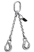 Cromox 2-Leg 3450kg Stainless Steel Chainsling