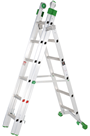 Heavy Duty 7+8+8 Combination Ladder