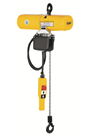YALE CPS Lightweight 125kg 230volt Electric Chain Hoist