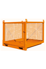 Eichinger 1500kg Goods Carrying Cage c/w Ramp 1250x1250mm