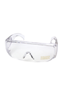 LifeGear Clear Lens Protective Safety Glasses EN166
