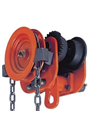 ELEPHANT 2000kg Adjustable Geared Beam Trolley 70-155mm