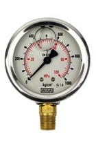 10,000 P.S.I. (700bar) Pressure Gauge
