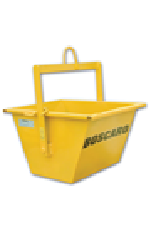 Hoist Tipping Bucket 60 Litre, Boscaro