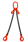 Special Offer 2.1tonne 2 Leg Chainsling x 2mtr c/w Safety Hooks