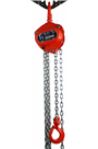Elephant Chain Block Hoist 1 tonne, 3mtr to 30mtrs