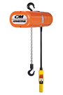 CM LODESTAR 2000kg 3phase Electric Hoist 3mtr to 20mtr