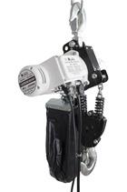 Special Offer 2tonne 240volt Electric Chain Hoist HOL:12mtr