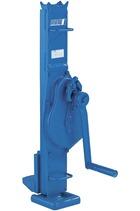 Pfaff 10000kg Adjustable Claw Steel Mechanical Jack