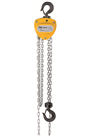 Yale VSIII 2000kg Double Fall Manual Chainblock 3mtr to 20mtr