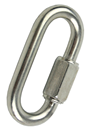 Quick Link (Untested) Zinc plated